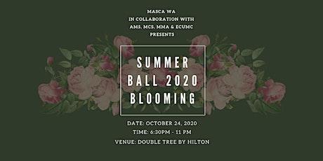 MASCA Summer Ball 2020 tickets