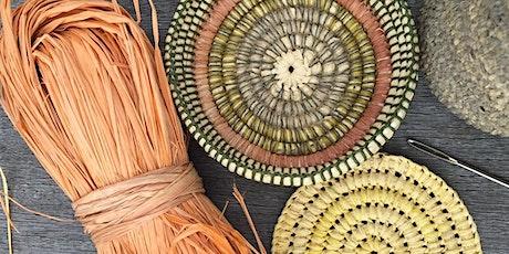 Spring Yoga + Basket Weaving Workshop tickets