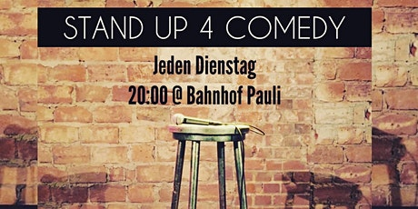 Stand Up 4 Comedy Open Mic Tickets