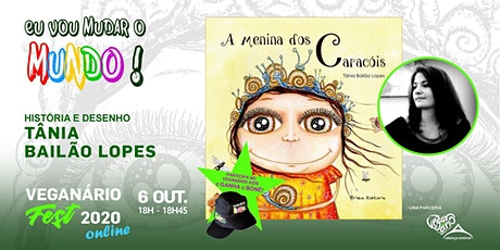 A Menina dos Caracóis, com Tânia Lopes ingressos