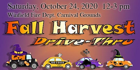 Fall Harvest Drive Thru tickets