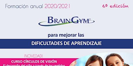 Todo sobre la formación de Brain Gym en el curso 2020-2021 entradas