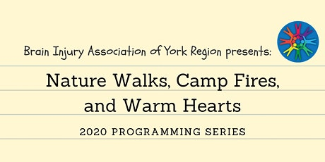 Nature Walks, Camp Fires, and Warm Hearts - 2020 BIAYR Programming Series tickets