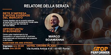 Business Info Live Roma biglietti