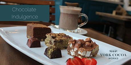 York Cocoa Works Chocolate Indulgence - November Bookings tickets