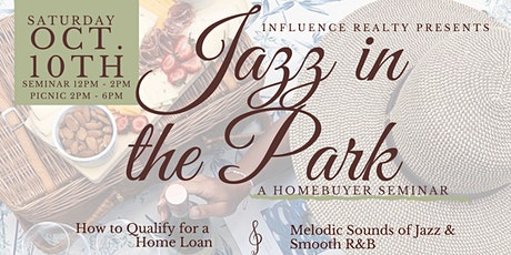 Jazz in the Park - Homebuyer Seminar & Picnic tickets