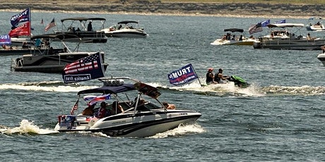 Patriots For Trump Boat Parade @ Lake Texoma tickets