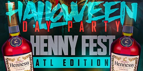 Halloween Henny Fest Day Party tickets