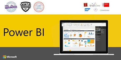 XADAT.NL - Best Power BI Course | Microsoft Power BI Classroom Training tickets