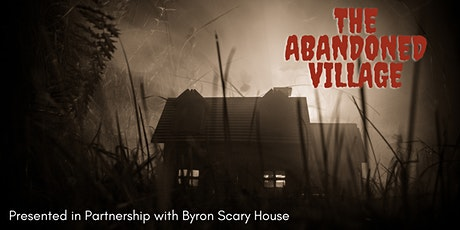 The Abandoned Village; Thursday, October 29, 2020 tickets