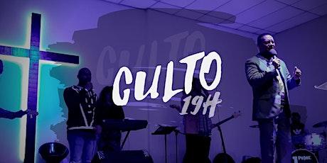 Culto da Família 27.09.20 ingressos
