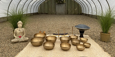 Restorative Tibetan Singing Bowls tickets