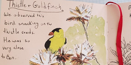 Nature Journaling: Fall Migration ,  Thursday October 8th 3-5pm tickets