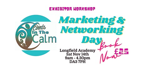 Exhibitor Marketing and Networking Day tickets