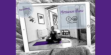 Recording: Love2Yoga - Morning Flow Tickets