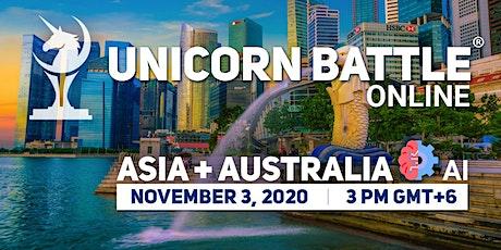 AI Unicorn Battle in Asia tickets