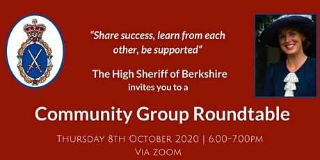 Online Community Group Round Table tickets