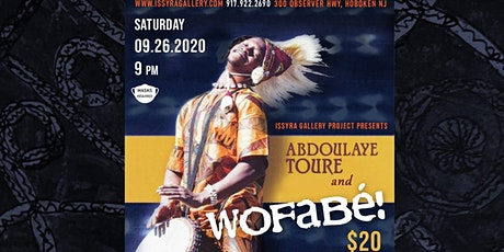 Issyra Gallery presents Wofabe with Abdoulaye Toure tickets