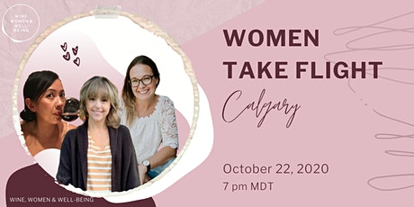 Women Take Flight: Calgary tickets