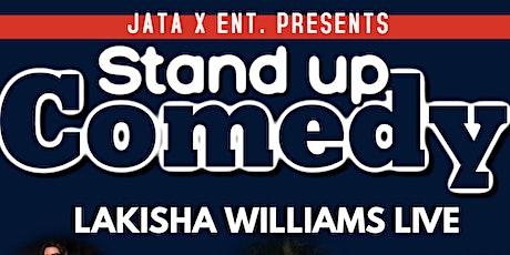 LAKISHA WILLIAMS LIVE tickets