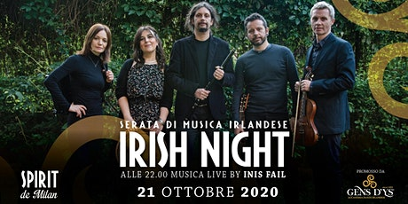 Milano - Irish Night tickets