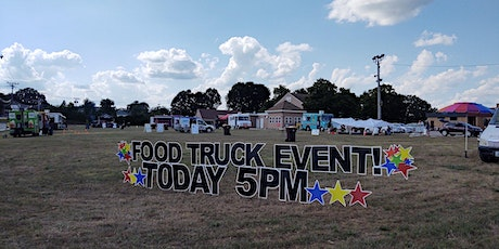 Food Truck Nights at Holy Trinity tickets