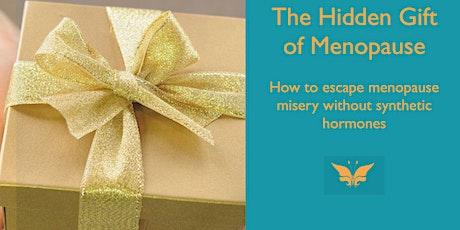 Refresh Yrslf -  The Hidden Gift of Menopause by Sarah Davison tickets