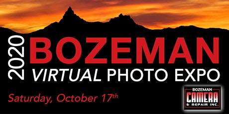 2020 Bozeman Virtual Photo Expo tickets