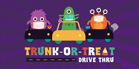 Trunk-or-Treat Drive Thru tickets