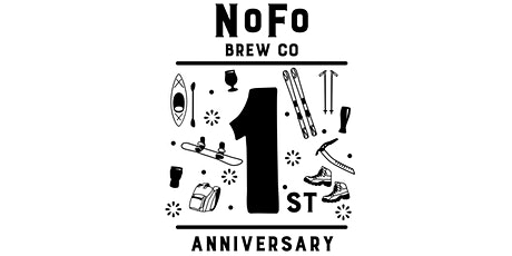 NoFo Brew Co & Distillery's 1 Year Anniversary Week tickets