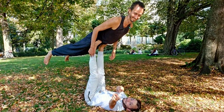 Acroyoga Classes - Playing with the Essentials tickets