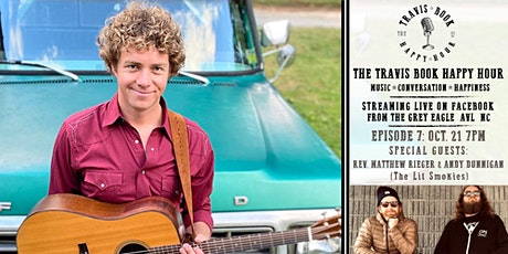 Travis Book Happy Hour ft Matthew R. & Andy D. of The Lil Smokies tickets