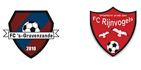 FC 's-Gravenzande - FC Rijnvogels tickets