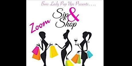 Boss Lady Virtual Pop Up Shop tickets