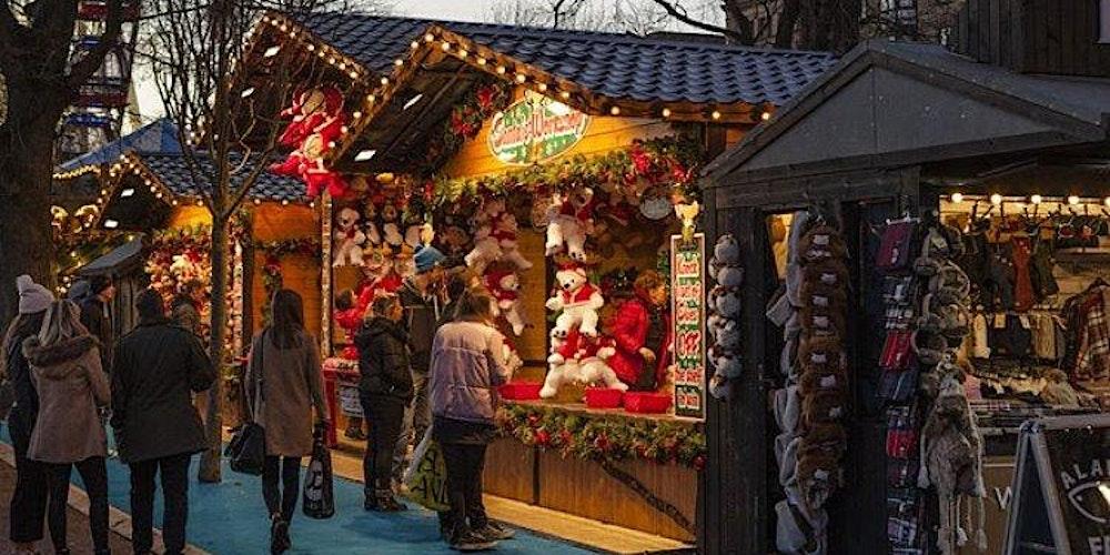 Fredericksburg Texas Christmas 2020 Bankersmith's Christmas Market in Fredericksburg Tickets, Fri, Dec