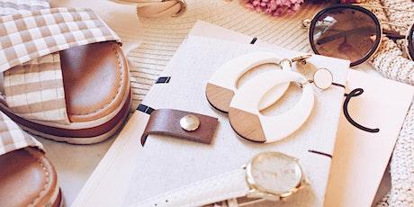 Zero Waste Jewelry Workshop tickets