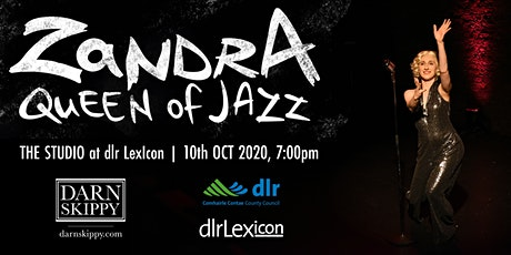 Zandra, Queen of Jazz tickets