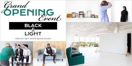 "Black and Light Studio ""Grand Opening: Sip n' Snap"" tickets"