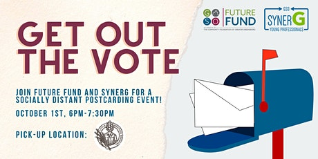 Get Out The Vote with Future Fund and SynerG tickets