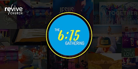 The 6.15pm Gathering Sunday 4 October 2020 tickets