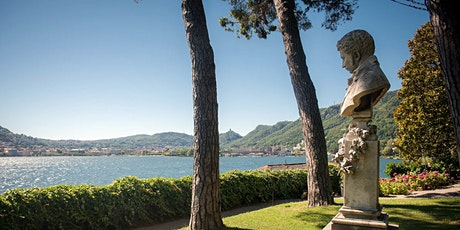 """Grumello.Ugo   Ugo Foscolo  e gli autori della Lake Como Poetry Way"""" biglietti"""
