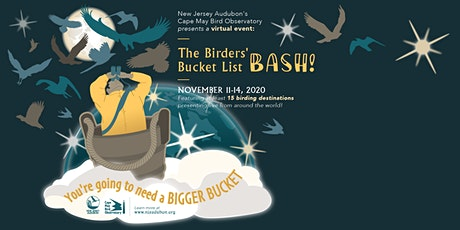 Birder's Bucket List Bash tickets