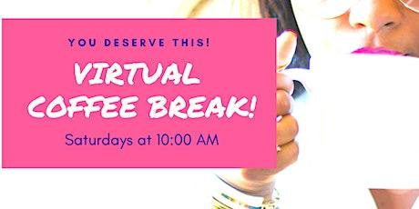 Virtual Coffee Break tickets