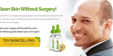 SKIN-CELL PRO   MOLE & TAGS REMOVAL tickets
