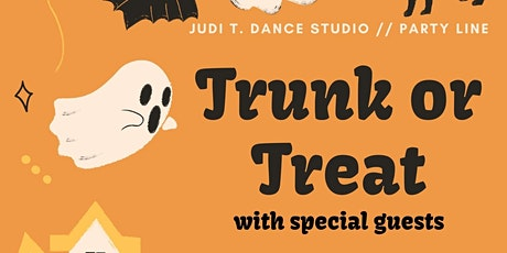 Trunk or Treat with Special Guests tickets