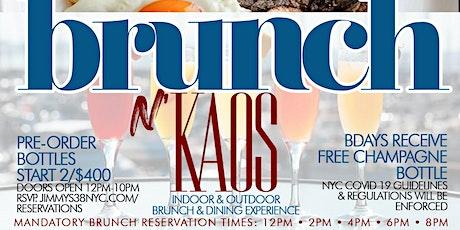 Brunch N Kaos, Bottomless Indoor & Outdoor Brunch & Dining w/ Live DJ tickets