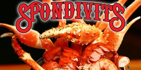 SPONDIVITS SEAFOOD CUSTOMER APPRECIATION 1 FREE SNOW/KING CRAB COMBO BUCKET Tickets