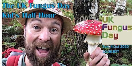 UK Fungus Day: Kid's Fungal Half Hour tickets