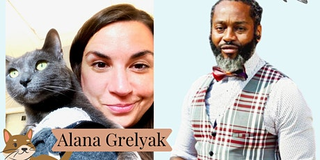 CAT-Tober, Cat Take Over with The Wolfkeeper and Alana Grelyak tickets