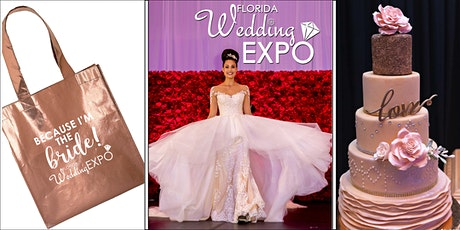 Florida Wedding Expo: Orlando, January 10, 2021 tickets